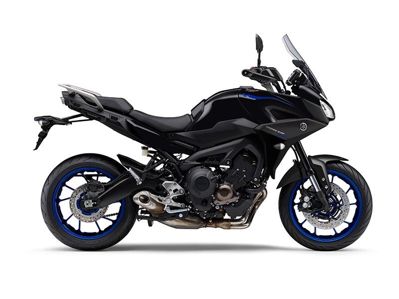 Yamaha MT-09TR