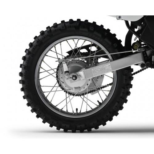 Large diameter wheels