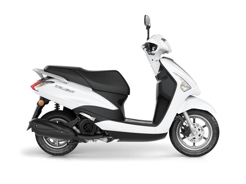 Yamaha D'elight 125