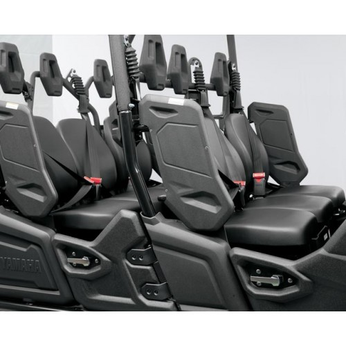 Comfortable and spacious 6-seat layout