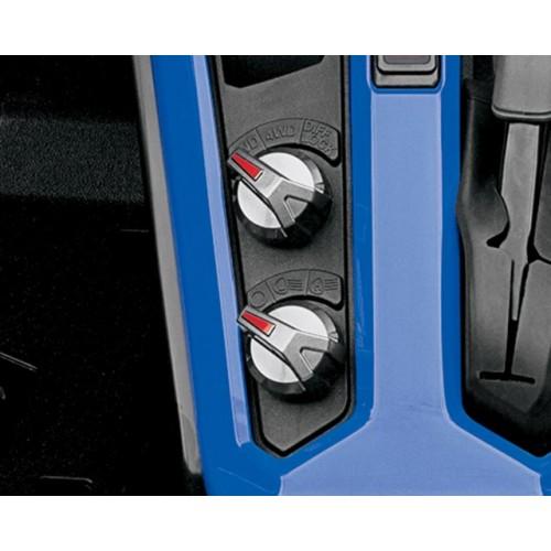 Yamaha's On-Command® 4WD