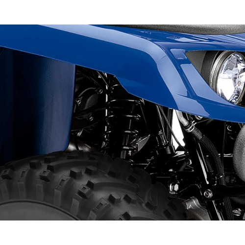 Front and rear suspension package
