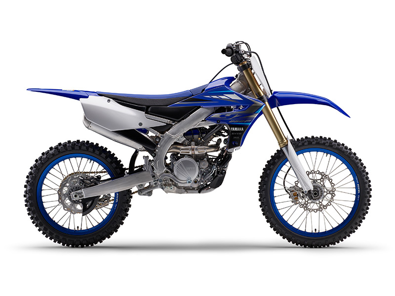 Yamaha YZ250F