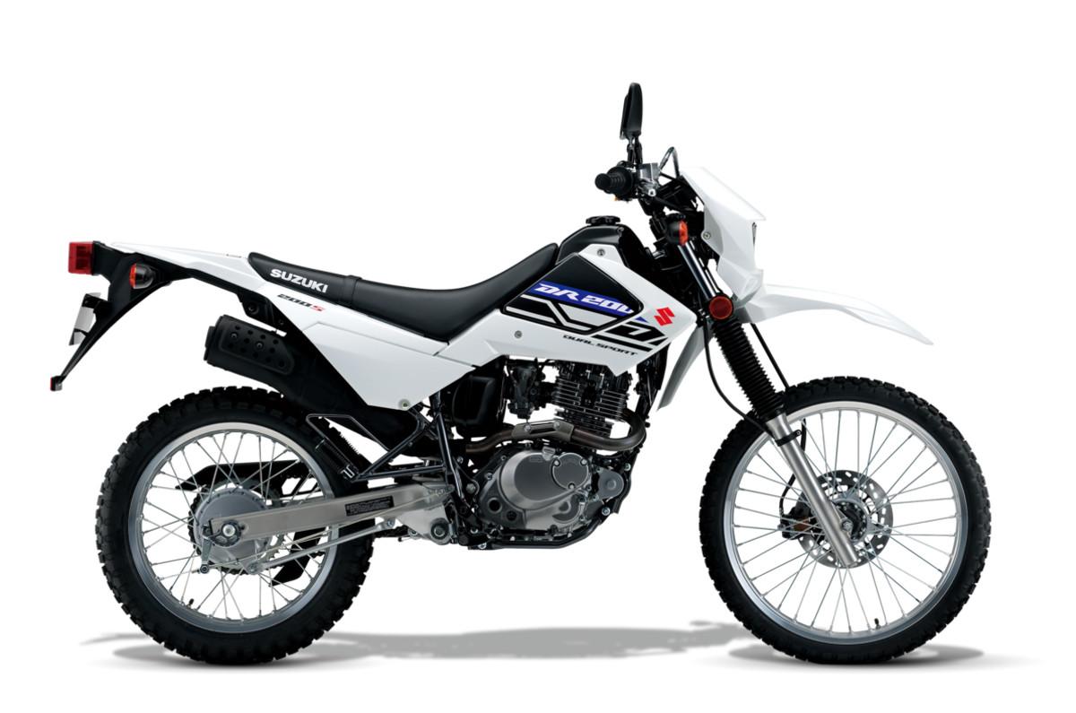 Suzuki DR200S