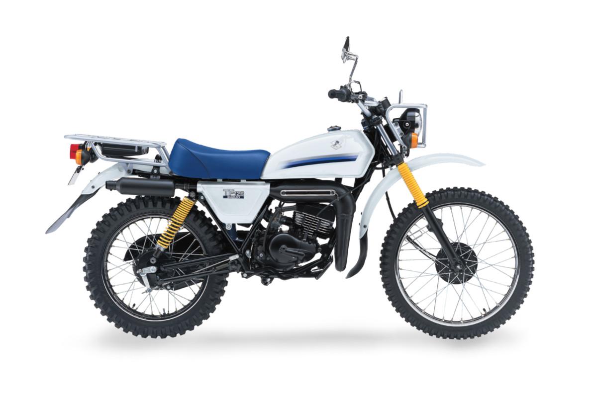 Suzuki TF125