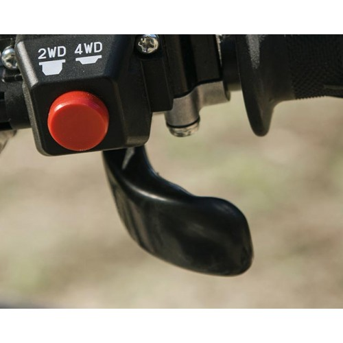 Redesigned Thumb Throttle